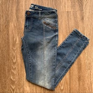 Mossimo Skinny Jeans with Center Seam